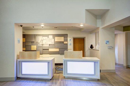 Obetz, Οχάιο: Front Desk