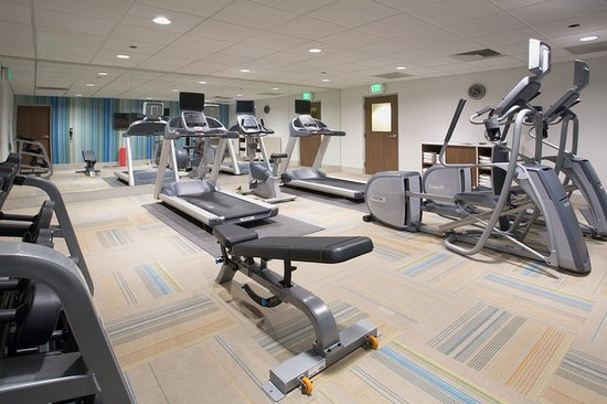 Obetz, OH: Fitness Center