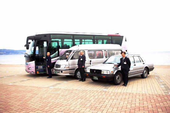 Okesa Sightseeing Bus & Taxi