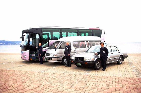 Okesa Sightseeing Bus & Taxi