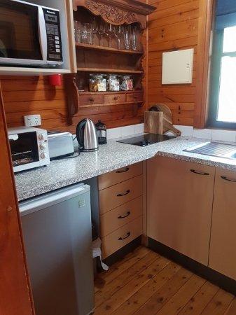 Vacy, Australia: Kitchen - Jabiru Cabin