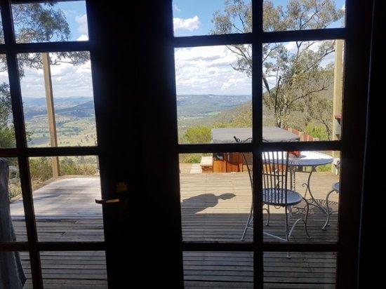 Vacy, Australia: View - Jabiru Cabin