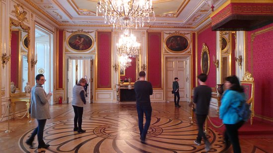 The Royal Castle in Warsaw - Museum : great rooms