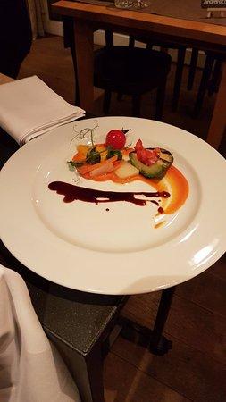 Dekoration Vom Teller Bild Von Noa Restaurant Bern Tripadvisor