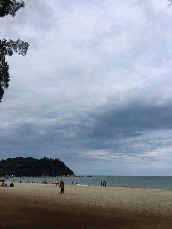 Kuantan, Malaysia: The beach