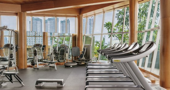 Hotel Indonesia Kempinski: Gym