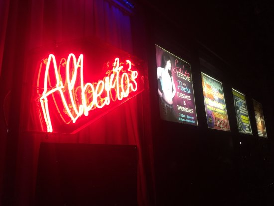 Mountain View, Californië: Alberto's Night Club