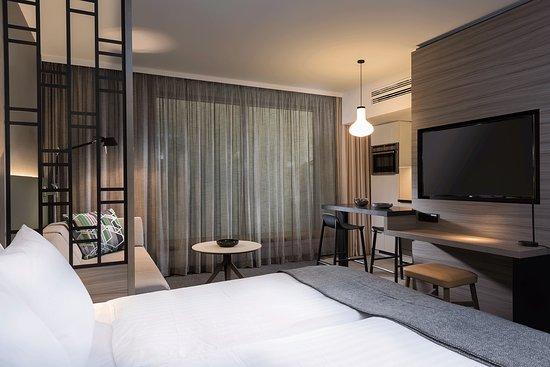 adina apartment hotel hamburg speicherstadt bewertungen fotos preisvergleich. Black Bedroom Furniture Sets. Home Design Ideas