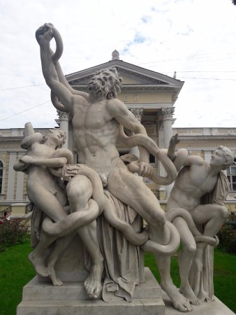 The Statue of Laocoon