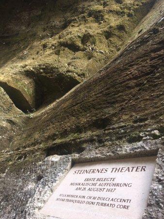 Anif, Austria: Freilufttheater