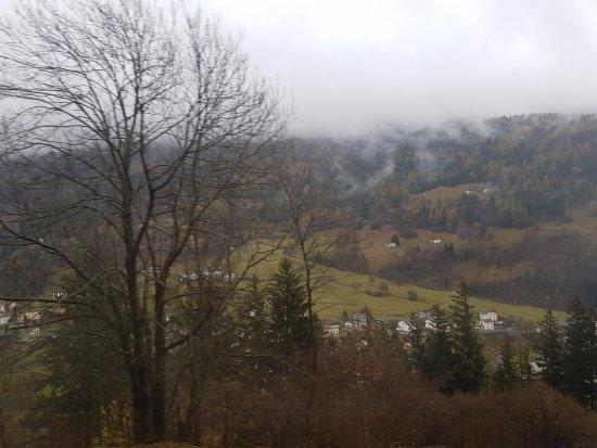 Tirano, Italien: paesaggio svizzero