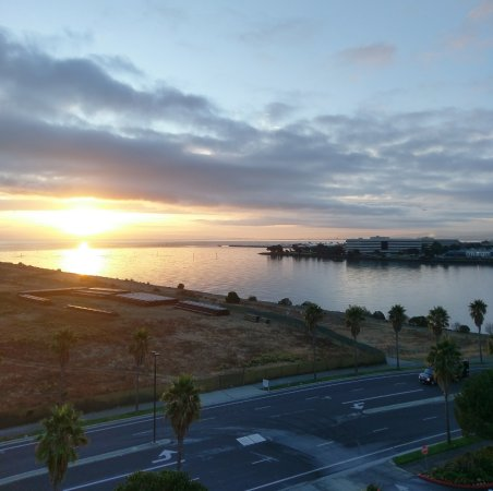 Brisbane, Califórnia: View from 7th floor