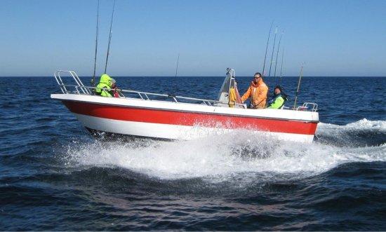 Hitra, Norge: Havfiske!