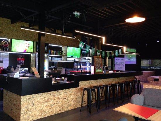 Eckbolsheim, France: Sports Bar