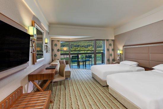Hilton Dalaman Sarigerme Resort & Spa: Hilton Guest Room Garden View