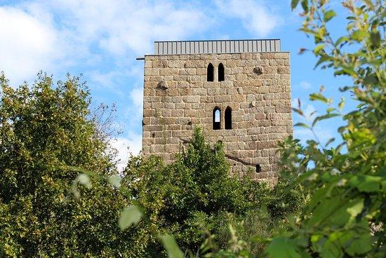 Lordelo, البرتغال: Torre dos Alcoforados