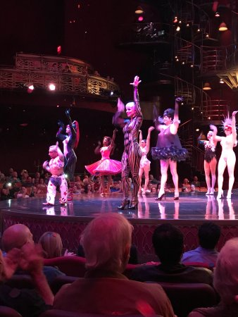 Zumanity  Cirque du Soleil Las Vegas  2019 All You