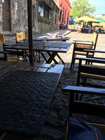 Pulperia de los Faroles: lugar agradável
