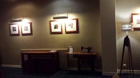 Norseman Hotel: Resident's lounge