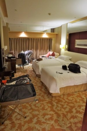 Kamer Picture Of West International Trade Hotel Beijing Tripadvisor