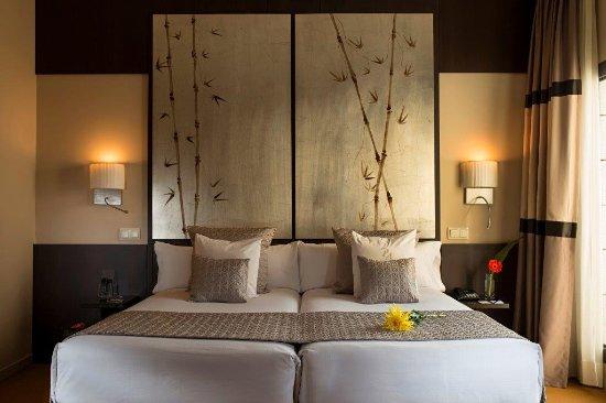 Hotel Paseo del Arte: Habitación doble estandar
