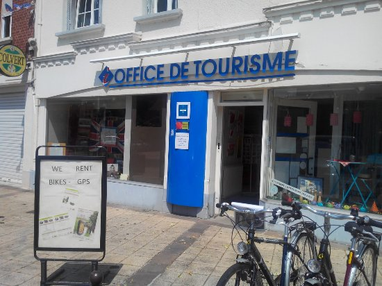 Peronne, France: Office de Tourisme Haute Somme