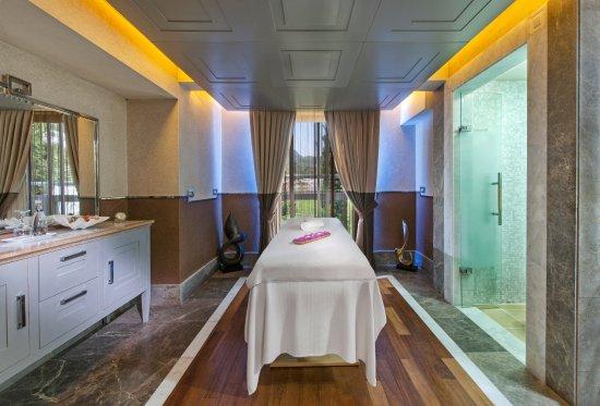 Elysion Spa Beauty Center - Picture of Hilton Dalaman SarIgerme ... 3f525272050