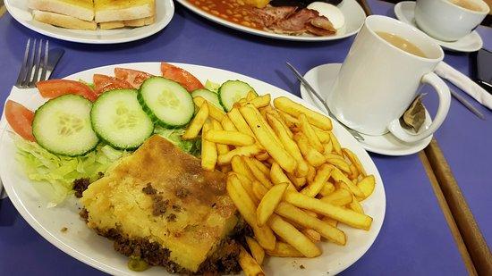 Goldsmith Cafe: Shephers pie