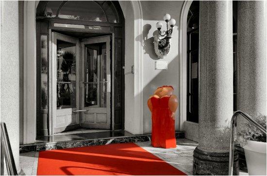 Hotel Le Royal: Mr et Mme Sourire art compris Le Royal