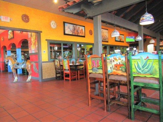 Love the decor vibrant colors picture of las