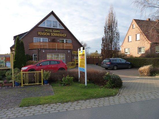 Luechow, Germany: Hotel-garni-Sonnenhof, 29472 Damnatz, Achter Höfe 5