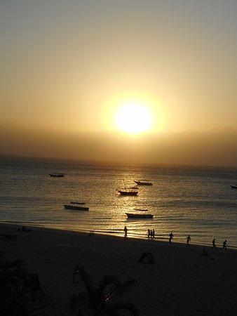 The Z Hotel Zanzibar: Lovely sunsets