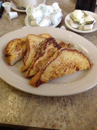 Breakfast World, now Antonios, Hazleton.
