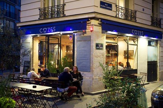 Cazes Restaurant Paris