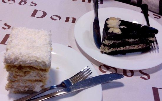Dona Bakeshop   Cafe  рафаэлло 1074f011cab45