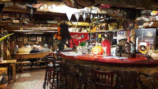 Martin, Slovakia: bar