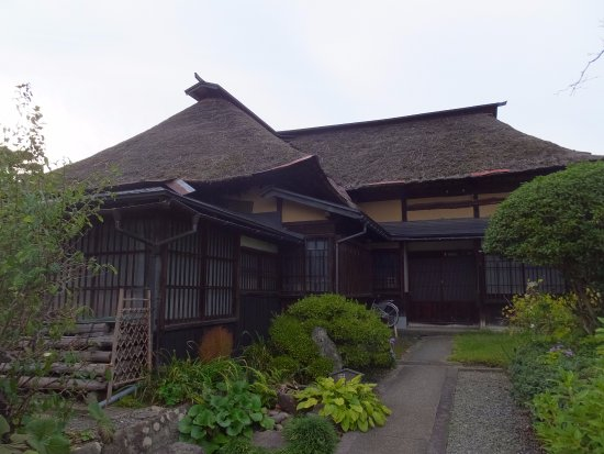 Kaminoyamahan Old Samurai House