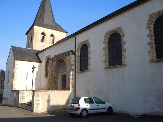 Eglise Saint Are