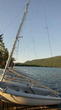 Salisbury, VT: Waterhouses Campground and Marina