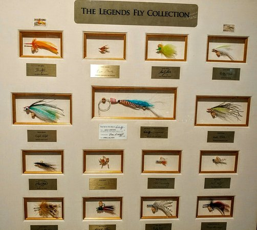 Manchester, VT: The American Museum of Fly Fishing