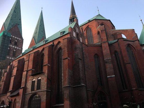St. Marien in Lubeck