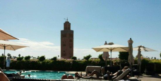 les jardins de la koutoubia kuva les jardins de la koutoubia marrakech tripadvisor. Black Bedroom Furniture Sets. Home Design Ideas