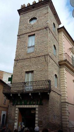 Palazzo Toppi - Torre dei Toppi