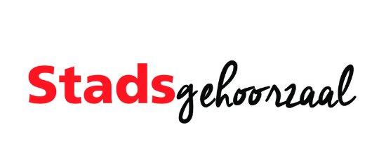 Vlaardingen, Niederlande: Logo Stadsgehoorzaal