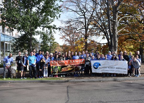 Amherst, MA: UMass Engineers Without Borders 5K for Water 2017