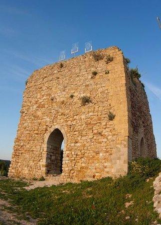 Calatafimi-Segesta, Itália: Facciata del Castello Eufemio di Calatafimi Segesta