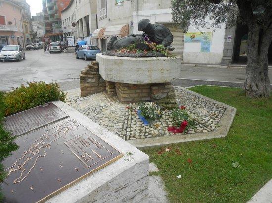 Monumento alle Vittime canadesi
