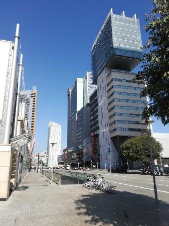 Hilton Diagonal Mar Barcelona Avenida Hotel