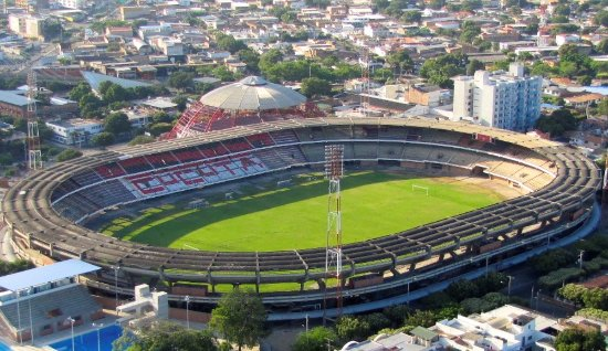 Cucuta, Колумбия: Estadio General Santander, Cúcuta.