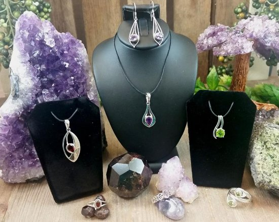 Paw Paw, MI: Come in side to find our vast variety of sterling silver jewlery